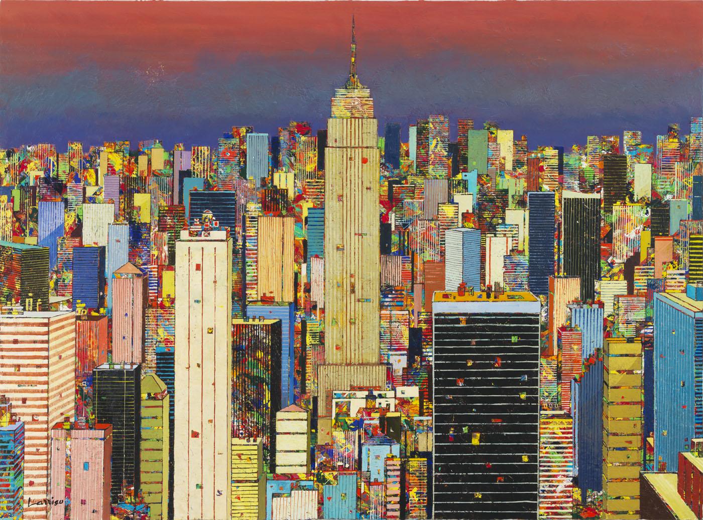 39x52 Manhattan Wonder  hi res