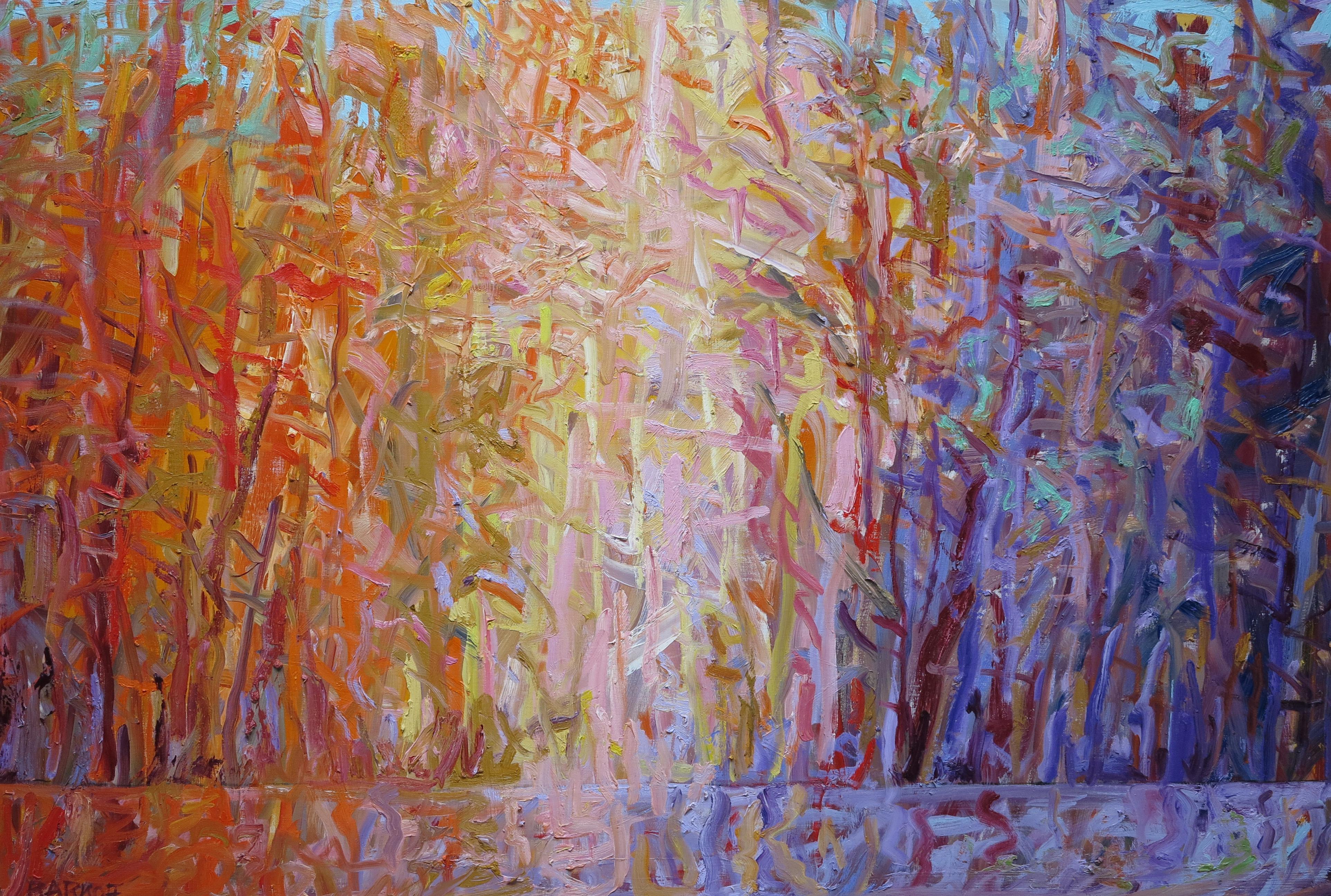 40x60 Forest Series - Joy