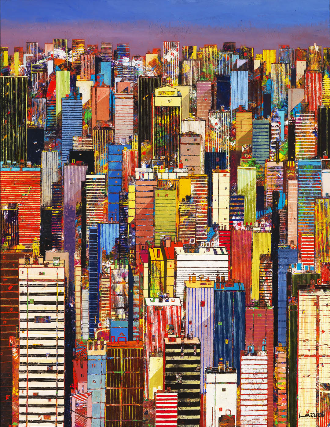46x35 Manhattan Perspective - hi res
