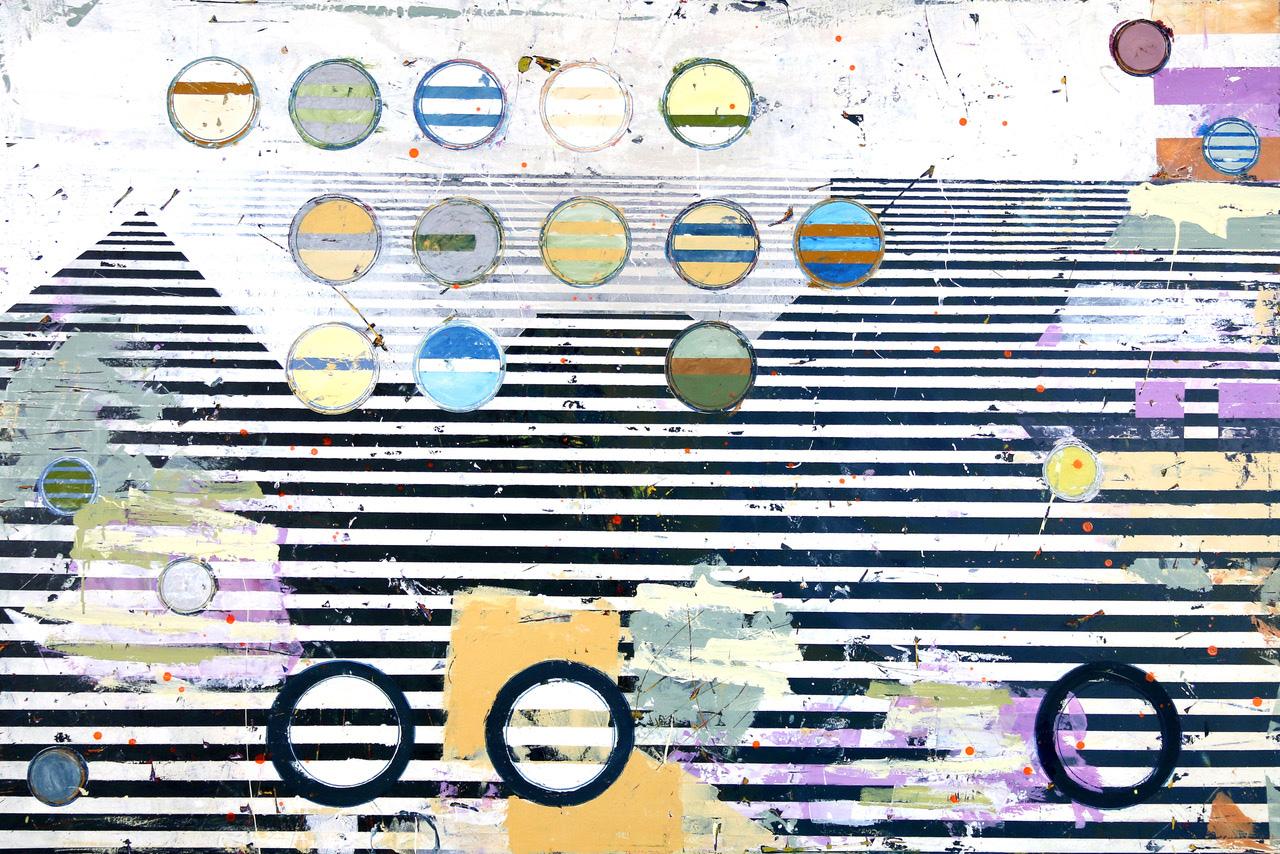 FIbonacci 409 - 48x72