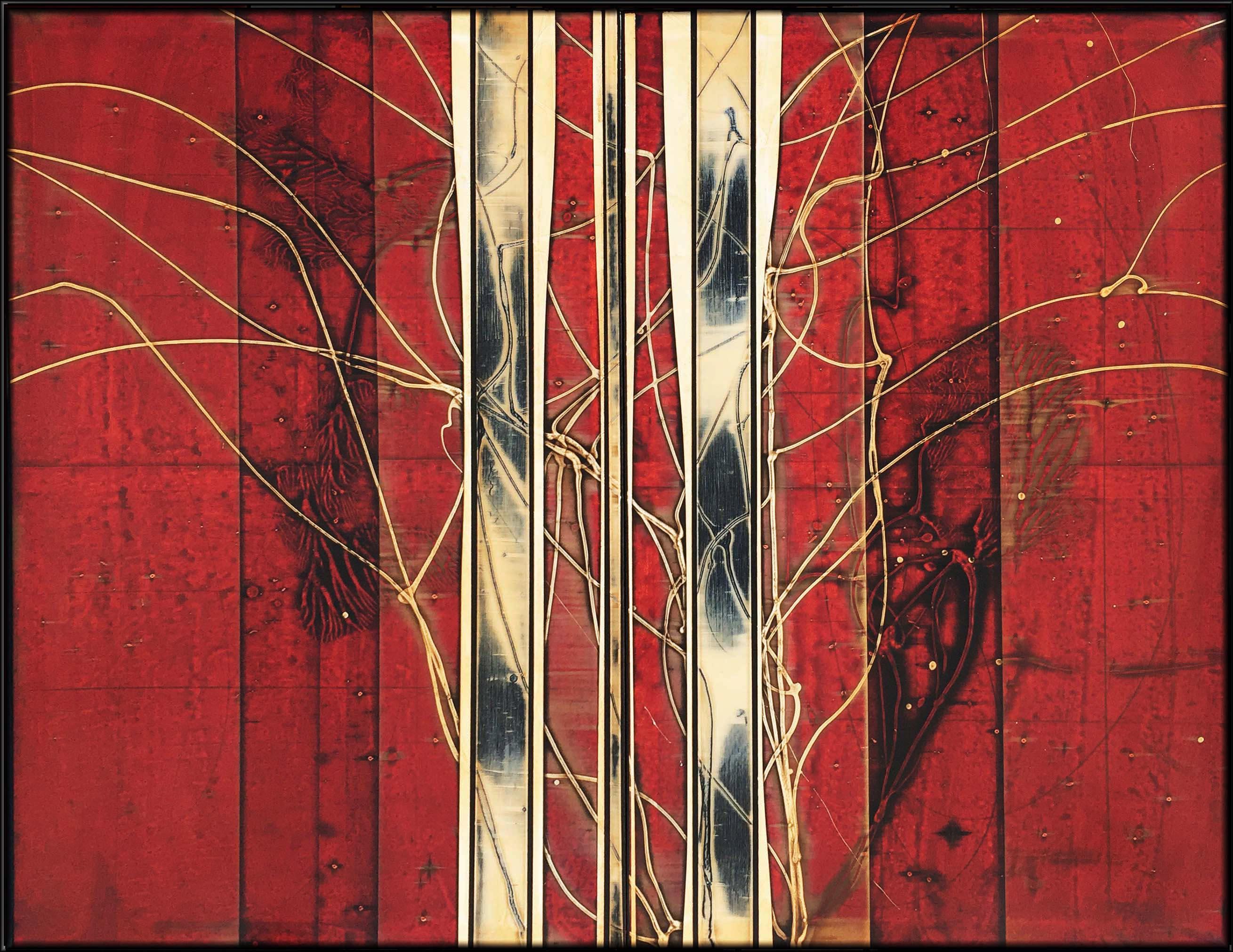 Redpines (3) 48x60