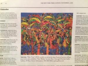 NY Times - Editorial - Week End Edition - November 1, 2015