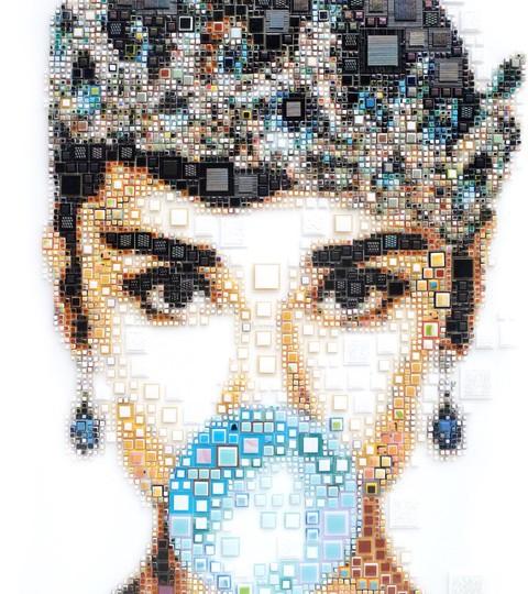Big girls need big diamonds - 60 x 45 - lores