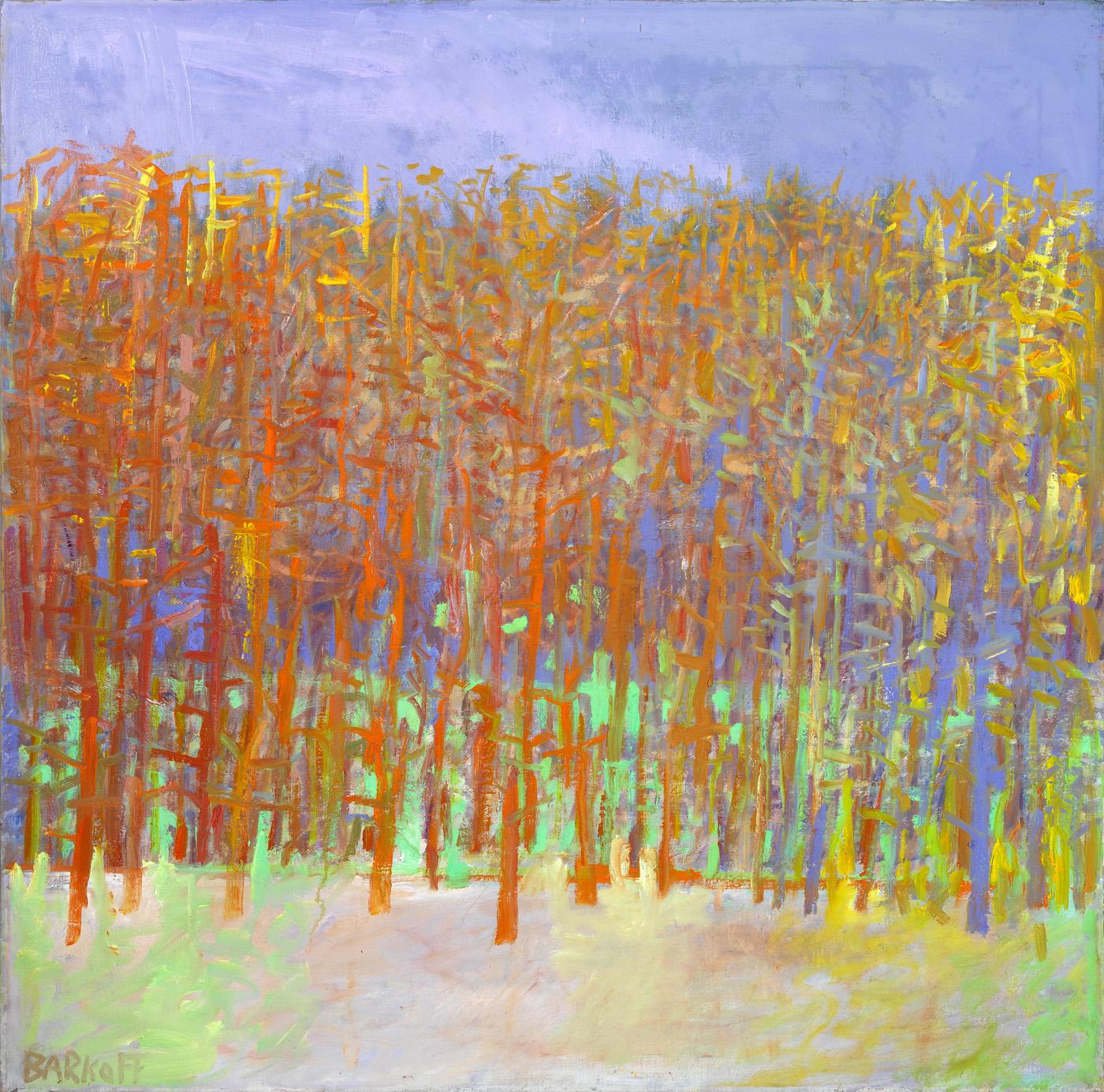 38x38 Forest Series - Orange - hi res