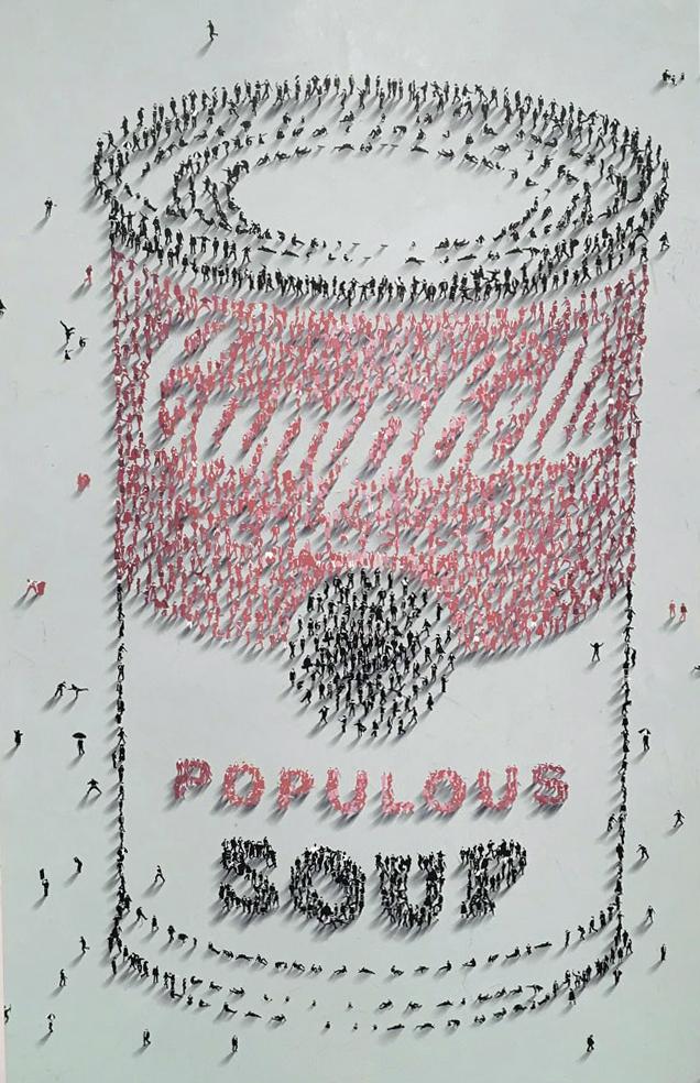 50x40 Populus Soup