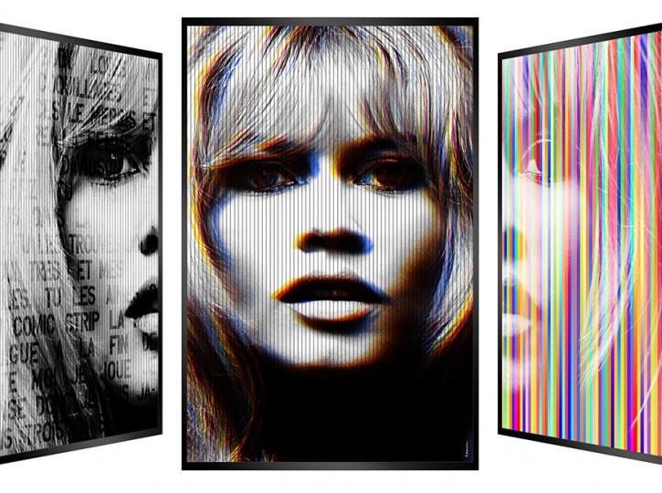 44 x 29 Lady Bardot - hires